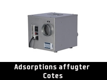 adsorptionsaffygter cotes